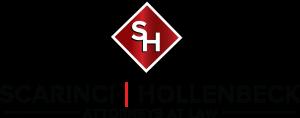Scarinci Hollenbeck logo from 2018