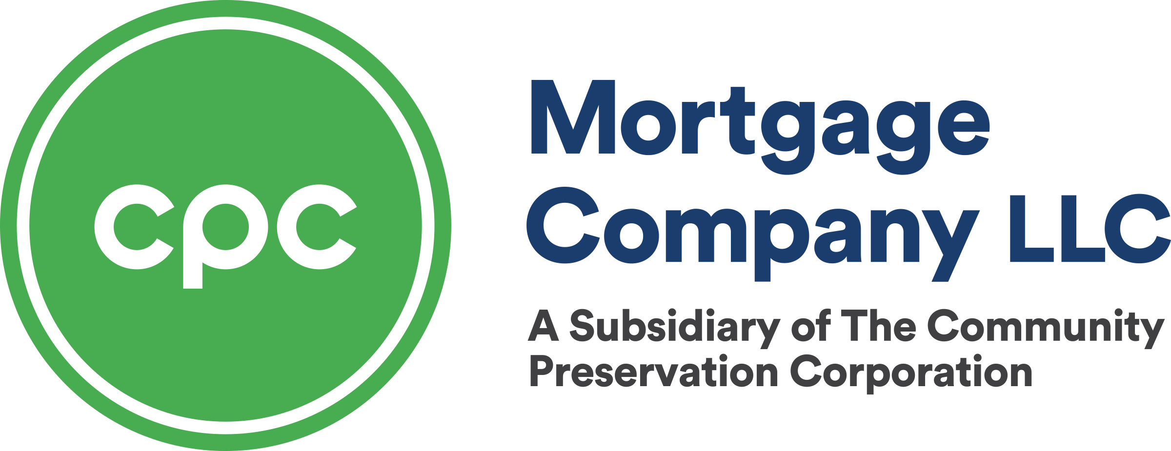 Community Preservation Corporation Mortgage logo
